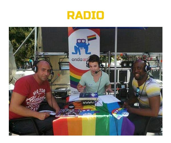 empresas gay friendly en radio