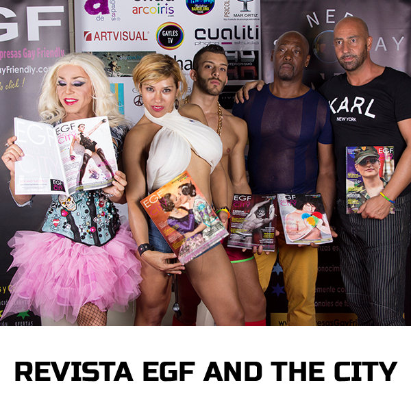 revista egf and the city