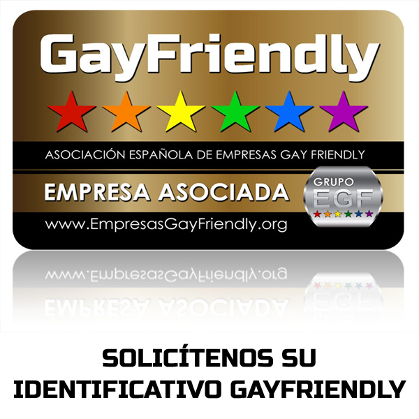 sello identificativo gayfriendly