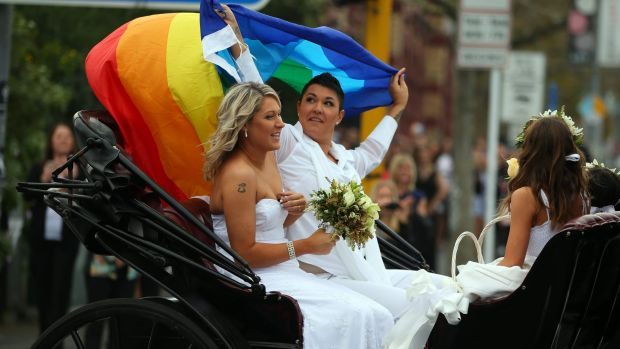matrimonio igualitario en Australia y empresas gay friendly